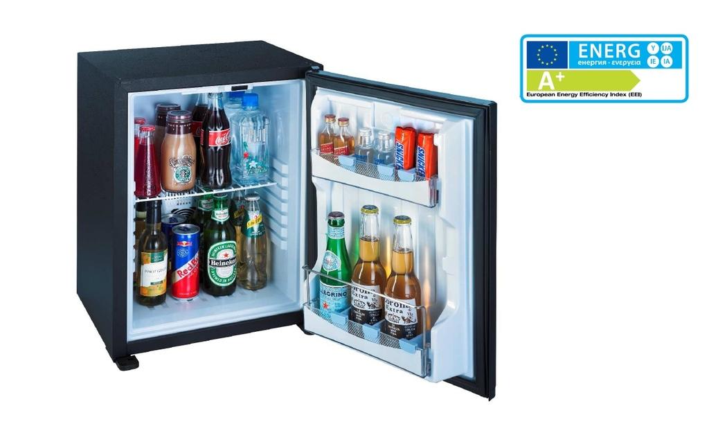 miniBar koelkast HiPro 3  4  6000 Basic  Standard   Voor inbouw