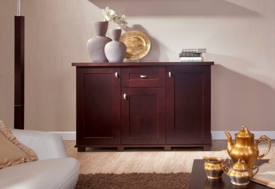 Commode 125 BL244