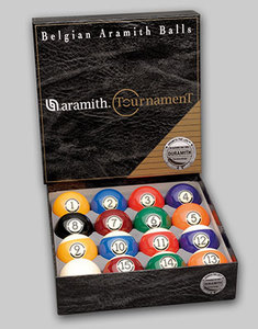 Poolballen Aramth Tournament Duramith 57,2mm